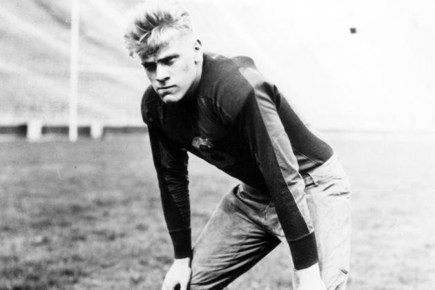 Michigan Football: Gerald Ford's Legendary No. 48 Getting Un-Retired