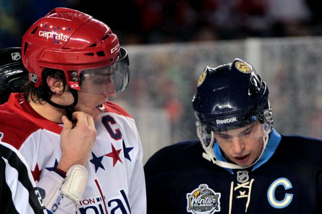 Sidney Crosby and Alex Ovechkin: Why They're Failing as the Faces of the NHL