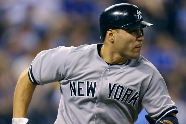 Russell Martin: New York Yankees Catcher Earns AL Worst of the Night Honors