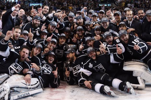 Los Angeles Kings Complete Trend of Hot Teams Winning Championships
