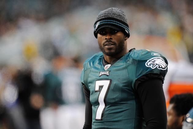 Michael Vick Says He Feels Disrespected by NFL Peers