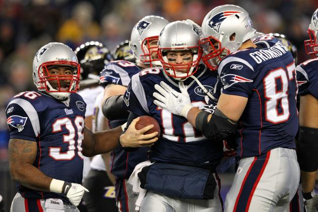 Why Patriots Are Deserving of Being Odds-on Favorite to Win AFC in 2012