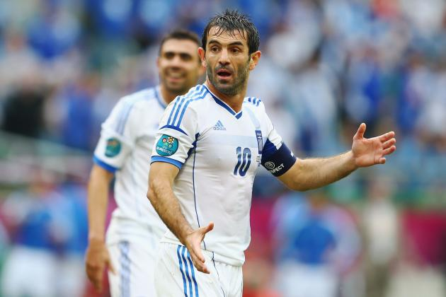 Greece vs. Czech Republic: Greeks in Major Trouble After Crucial Loss to Czechs