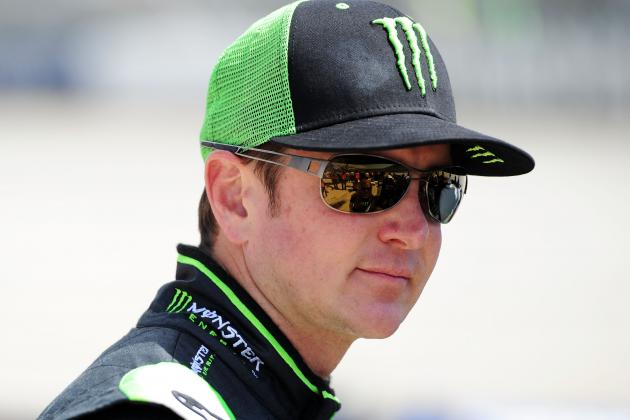 Kurt Busch Back in the Saddle, for Now