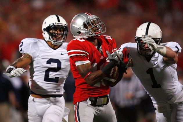 Big Ten Football Top 150 Players: No. 112, Corey Brown, Ohio State WR