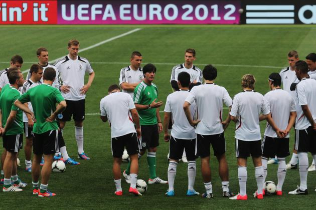 Euro 2012 Schedule: Matchups That Have Soccer Fans Drooling