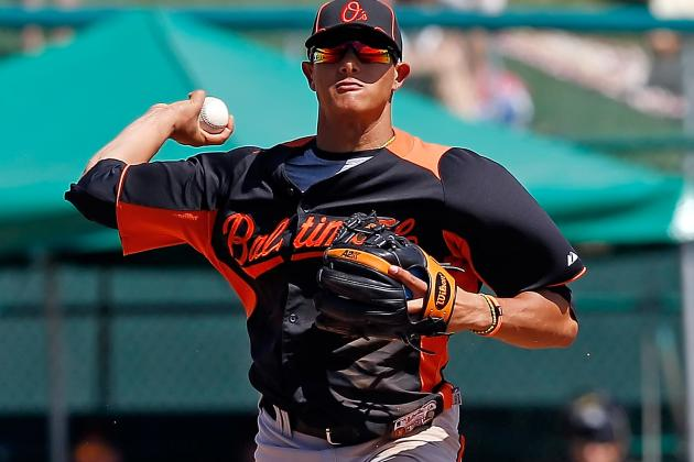 EL Notes: Machado Enjoys the Moment
