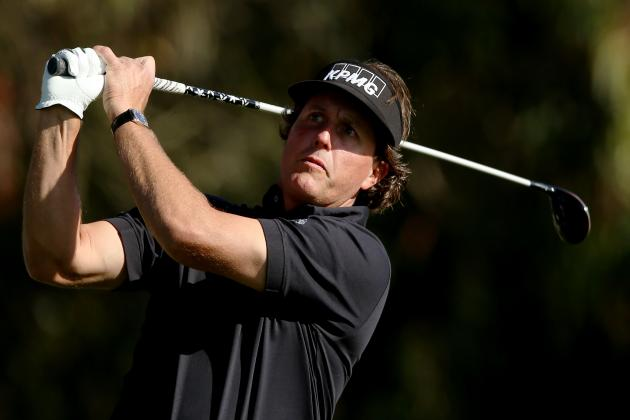 US Open 2012 Odds: Phil Mickelson and Wild Cards with Legit Shot at Open Title
