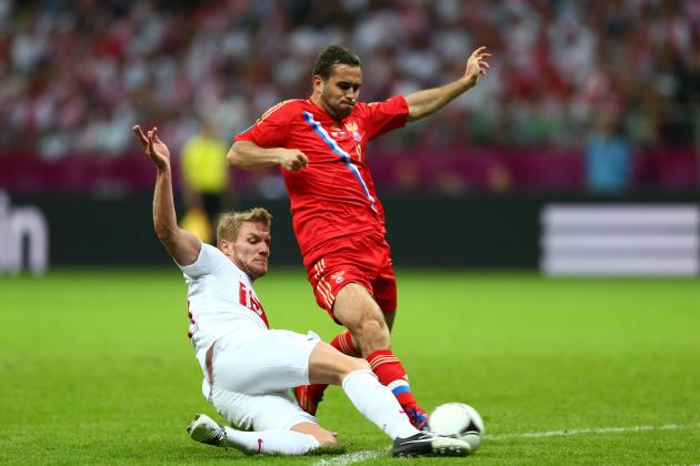 Poland vs. Russia Euro 2012: 2 Former Soviet Nations Battle for Progress