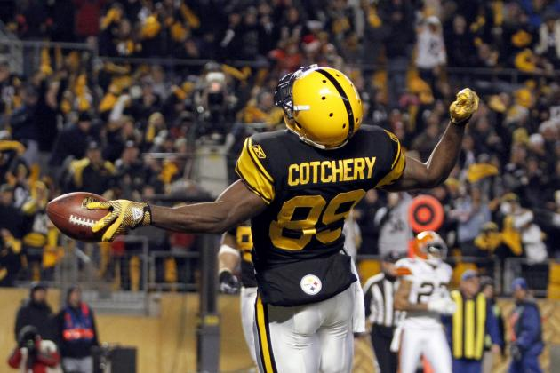 Pittsburgh Steelers: Why Jerricho Cotchery Is More Important Than You Think