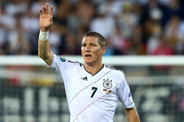 Euro 2012: Germany Emerge as Favorites in the Early Going