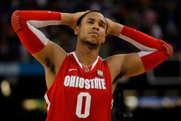 NBA Draft 2012: Jared Sullinger and Big Names Who Will Drop in 1st Round