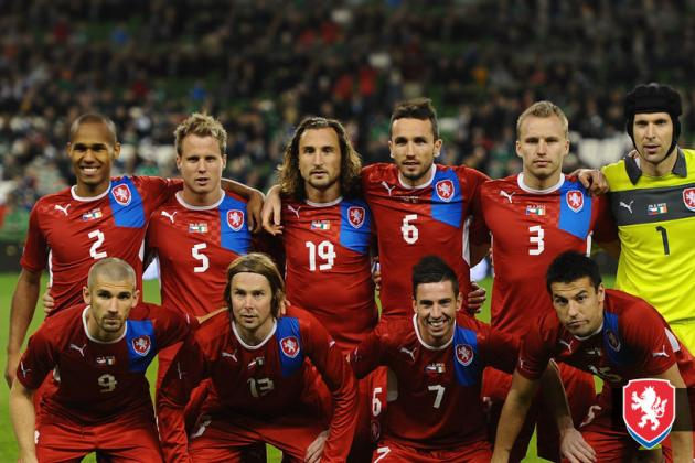 Euro 2012: 5 Heroes for the Czech Republic against Greece