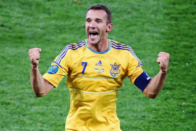 European Championship 2012: Underdogs Who Will Pull Shocking Upsets
