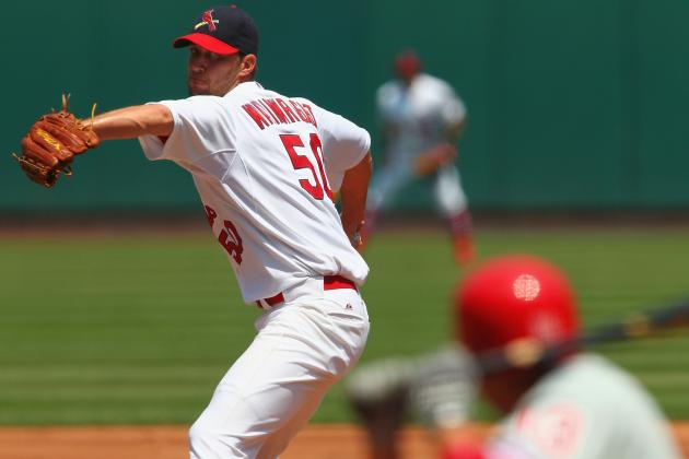 Cardinals SP Adam Wainwright to Start Tonight, Go for 6th Win