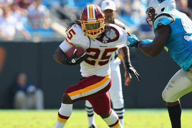 Sizing Up the Washington Redskins' Running Back Competition