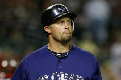 Michael Cuddyer Happy to Be with Colorado Rockies, 24-35 Record Aside