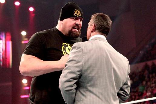 WWE No Way Out 2012: Big Show's Latest Feud Proves He Should Become a Novelty