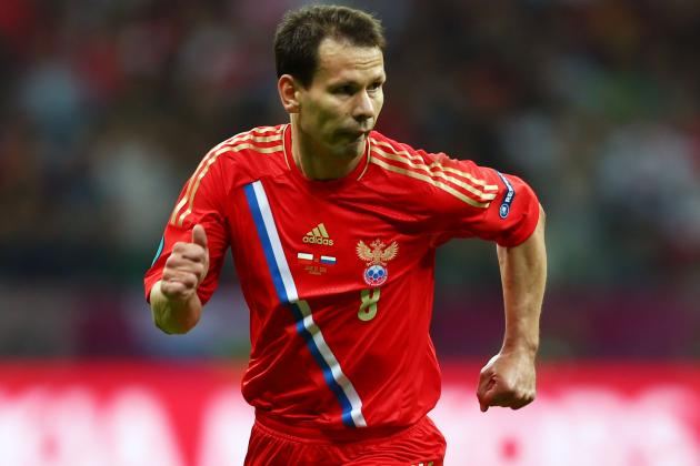 Poland vs. Russia Euro 2012: Russia Must Win Group A to Duplicate 2008 Euro Run