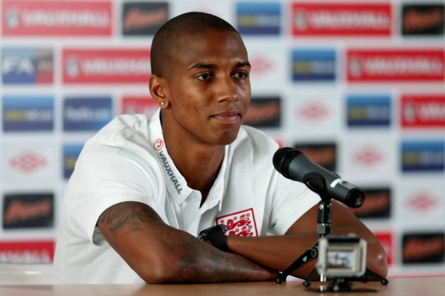 Euro 2012: Ashley Young Needs to Find Belief to Become a Star for England