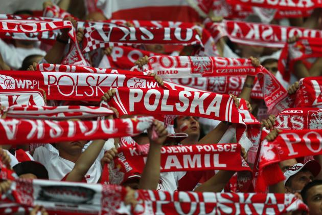 Russia 1-1 Poland: What the Result Means for Euro 2012 Group A