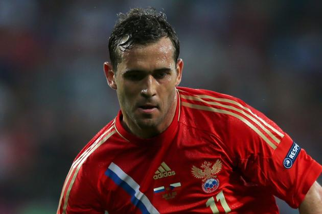 Euro 2012: Drop Aleksandr Kerzhakov to Ensure Russia's Success