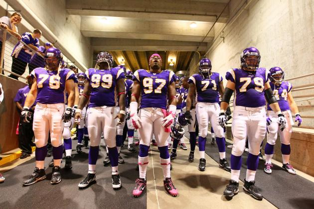 What Will Happen with These 5 Minnesota Vikings in Contract Years?