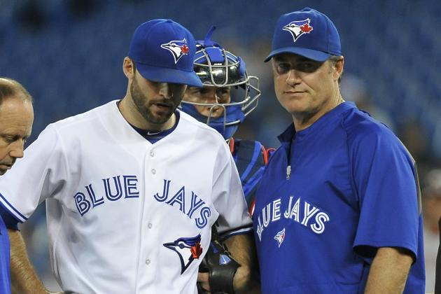 Toronto Blue Jays Expect Brandon Morrow to Land on DL