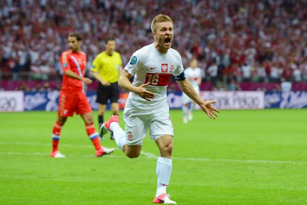 Euro 2012: Poland Will Beat Czech Republic to Advance to Quarterfinals