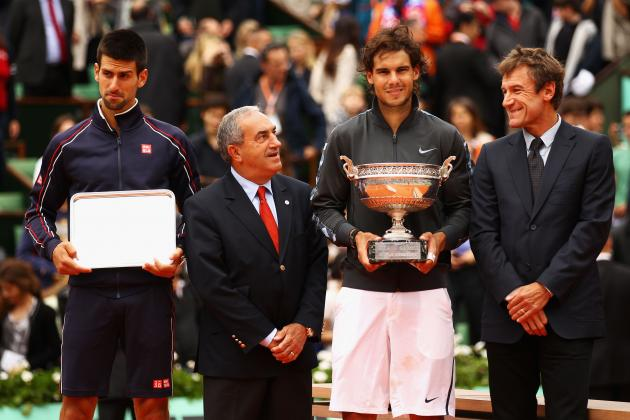 French Open Men's Final 2012: Nadal's Win Is Start of Dominance over Djokovic