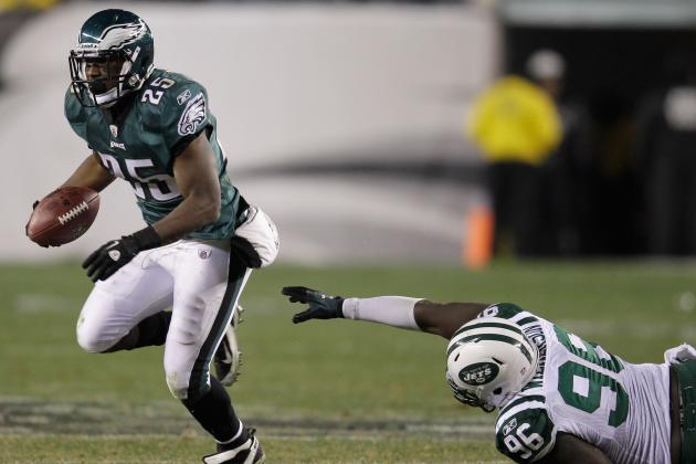 Should the Philadelphia Eagles Preserve LeSean McCoy with a Platoon?
