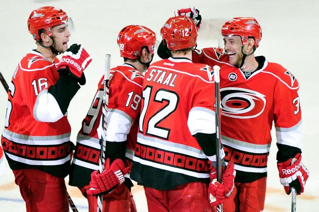 2012-2013 NHL Schedule: Carolina Hurricanes Release Preseason Schedule