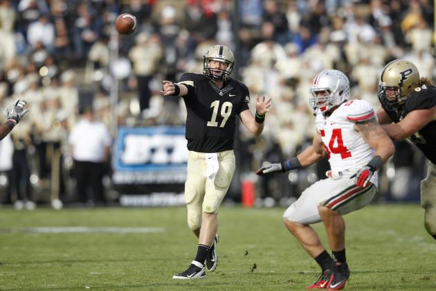 Big Ten Breakdown 2012: Purdue Boilermakers, Part 2, Offense