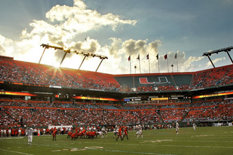 Hurricanes Football: Miami to Build New Stadium?