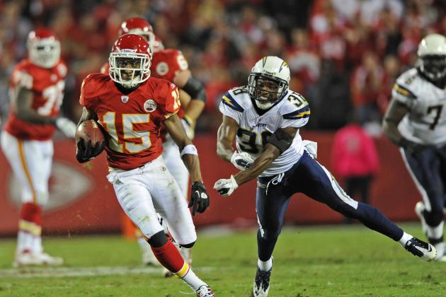 Under-the-Radar Offensive Stars for the Kansas City Chiefs in 2012