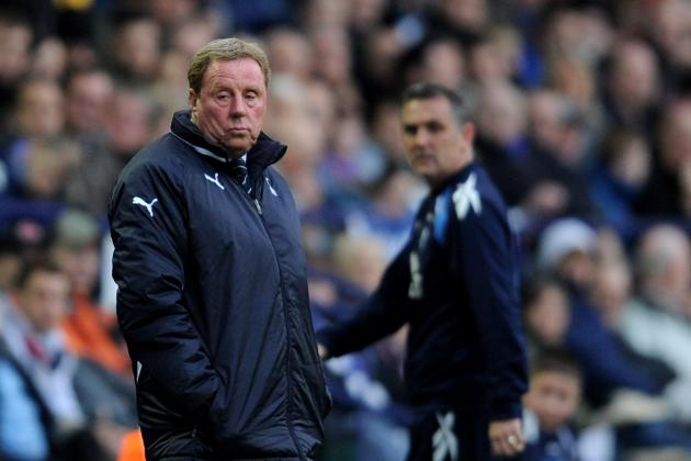 Tottenham Hotspur: Why England Was Right to Stay Away from Harry Redknapp