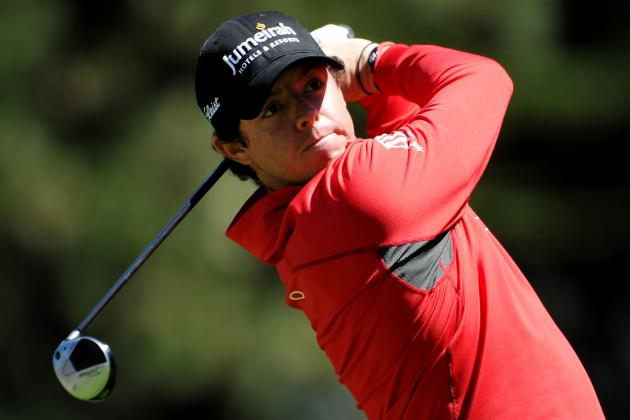 U.S. Open 2012 Odds: Rory McIlroy Gets Nod over Tiger Woods and Phil Mickelson