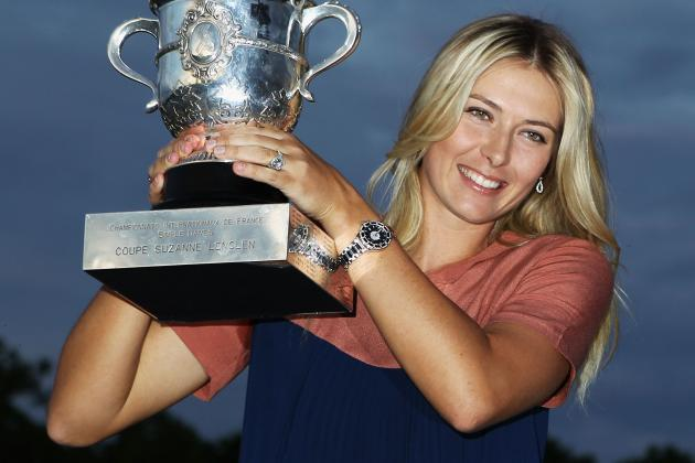 French Open 2012: What Maria Sharapova's Win Means for Her Legacy and for Tennis