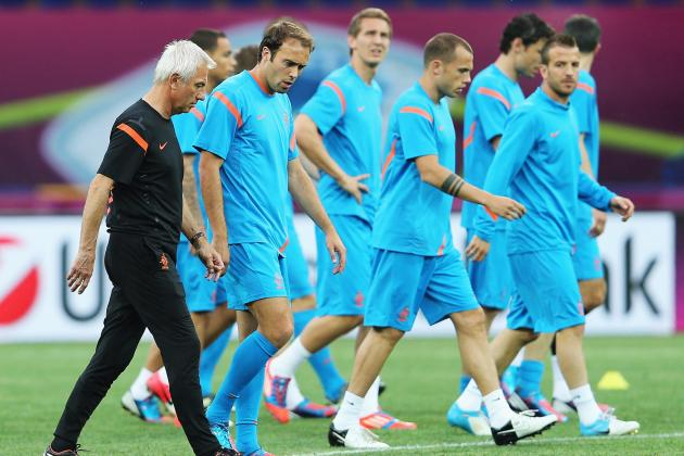 Euro 2012: Portugal vs. Denmark, Netherlands vs. Germany Previews & Predictions