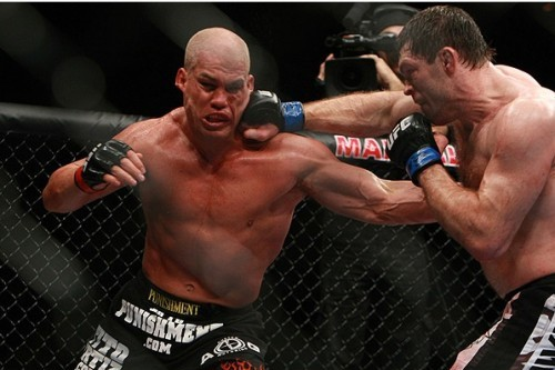 Forrest Griffin on UFC 148: 'If I Lose to Tito, I'm Going to Retire from Life'