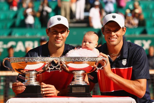 Baby Tweeting: Bob Bryan's Daughter Reveals the Lighter Side of the ATP Tour