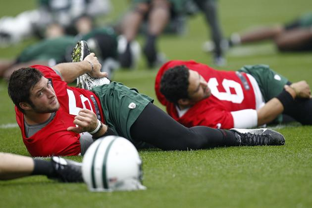 New York Jets Quietly Handling the Tim Tebow Situation Perfectly