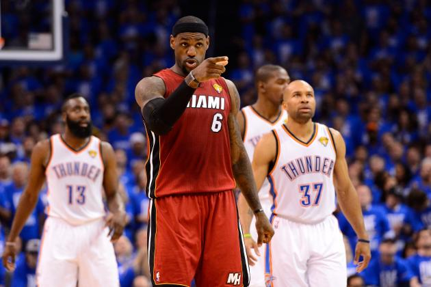 NBA Finals 2012: Which Team Has a Better Chance at Repeating Next Season?