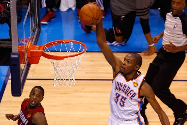 Heat vs Thunder Game 1 Score: Outstanding Second Half Big Difference for OKC