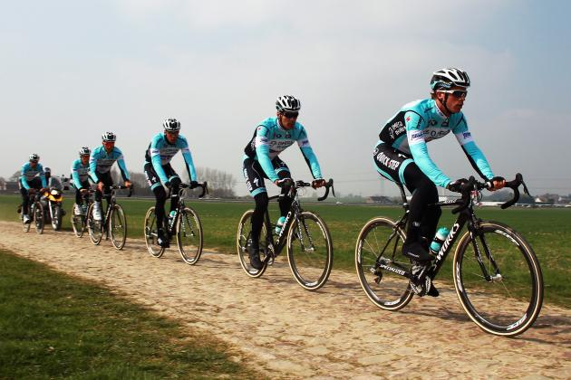 Omega Pharma-Quick Step to Race TDF Without Boonen, Will Ride Aggressively