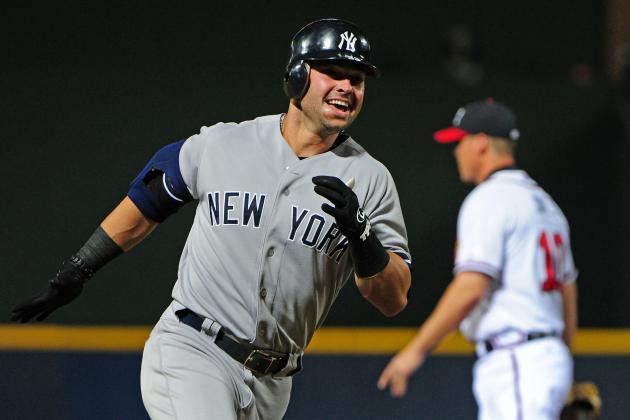 New York Yankees: What to Do with Nick Swisher After the 2012 Season?