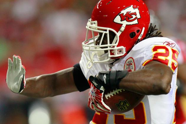 Kansas City Chiefs: Stat Predictions for Jamaal Charles & Peyton Hillis in 2012