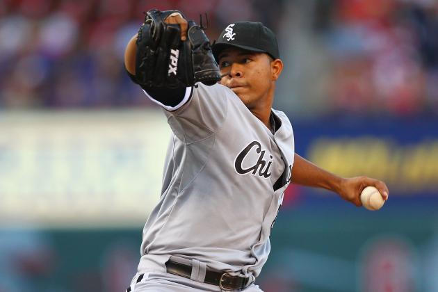 Chicago White Sox: Jose Quintana Is Fine Where He Is, for Now
