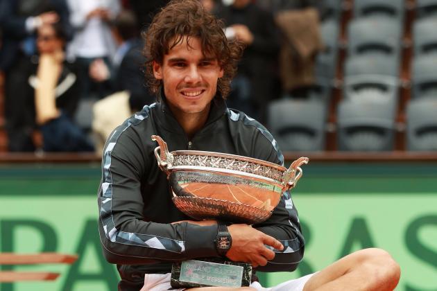 Rafael Nadal Wins French Open Title vs. Novak Djokovic (Highlights Part 3 of 3)