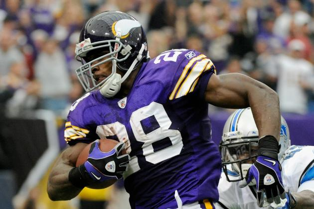 Minnesota Vikings: Ranking Adrian Peterson Among Minnesota's Best Running Backs